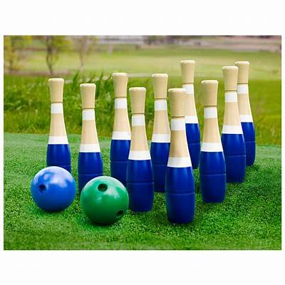 Sterling Sports Lawn Bowling - 582326 Yard Games at