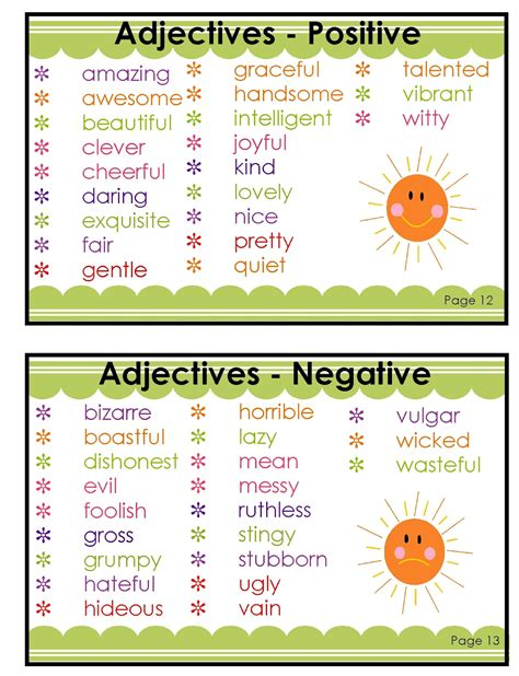 positive adjectives newhairstylesformen2014