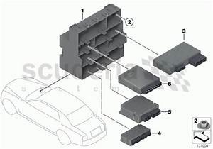 Rolls Royce Phantom Extended Wheelbase Control Unit Box