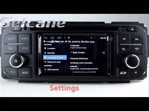 security system 2005 chrysler sebring navigation system 2002 2006 chrysler sebring sedan bluetooth dvd navigation system aftermarket car stereo youtube