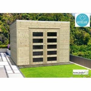 Abri De Jardin Toit Plat Pas Cher : abri de jardin en bois autoclave 19mm bari 8m toit ~ Mglfilm.com Idées de Décoration