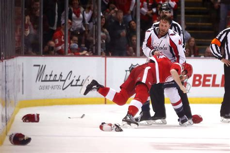 The 5 best hockey fights from Week 19 in the NHL: Chris ...