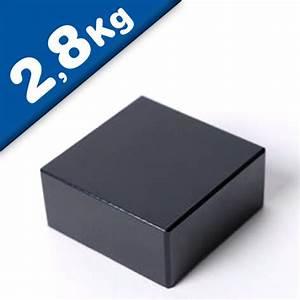 Haftkraft Magnet Berechnen : quadermagnet magnet quader 10 x 10 x 4mm neodym n48 epoxid haftkraft 2 8 kg neodym magnete ~ Themetempest.com Abrechnung