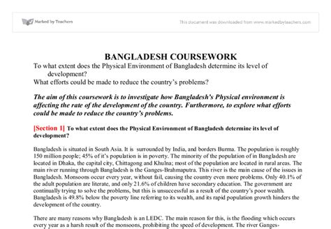 Igcse geography coursework examples - resume writing services