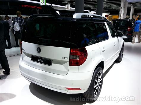 Skoda Yeti Gets A Mid-life Makeover With Two New Design