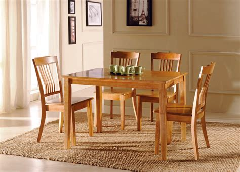 Glamorous Solid Wood Dining Room Chairs Solid