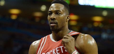 Rockets On Dwight Howard 'we Would Welcome Him Back