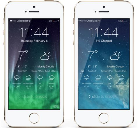 weather on iphone lock screen how to place live weather widget on iphone