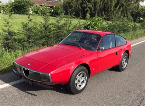 Alfa Romeo Junior Zagato 1970 alfa romeo junior zagato 1300 for sale on bat