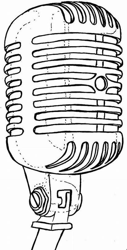 Microphone Tattoo Retro Mic Cool Notes Tattoos