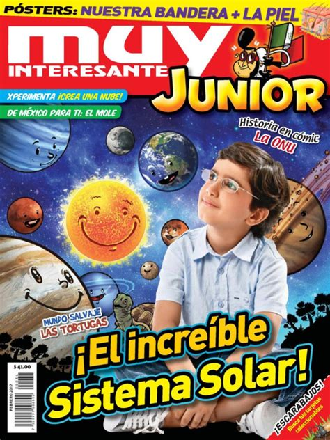 Muy Interesante Junior - Febrero 2017