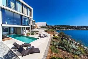 comment construire une maison bord de mer reponsactu With location villa bord de mer avec piscine 2 maison avec piscine en bretagne