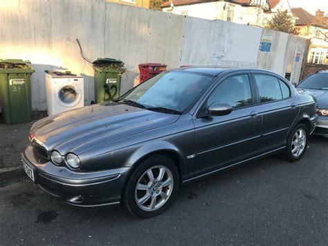 old car owners manuals 2007 jaguar x type parental controls 2007 jaguar x type classic 2 0 diesel manual start drive spares or repair in woking