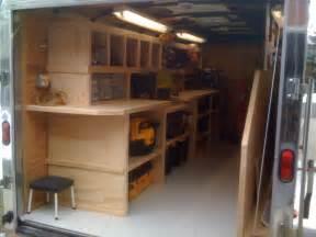 tool storage ideas on pinterest trailers power tools