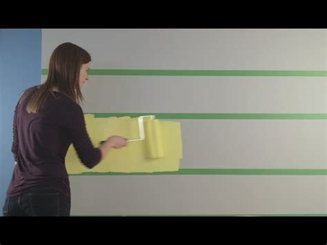 paint stripes   walls sherwin williams