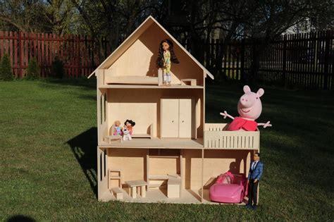 Modelis #9 - Leļļu mājas - Dancitis Handmade leļļu mājas