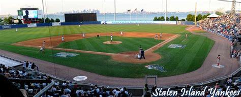 seating chart staten island yankees ballpark