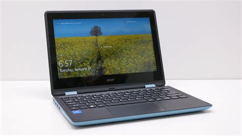 Acer Spin 1 Review