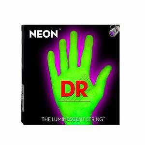 DR NEON NGB 45 Neon Green Luminescent Fluorescent Bass