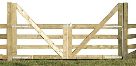double cattle gates     modern  offer