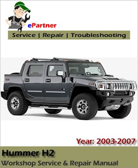 how to download repair manuals 2004 hummer h2 instrument cluster contact us automotive service repair manual