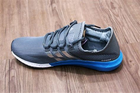 Adidas Marathon 1 5 Import Quality jual sepatu adidas boost running mens grey original