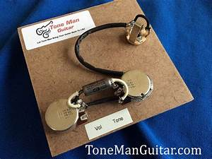 Les Paul Jr  Gibson Prebuilt Wiring Harness Kit