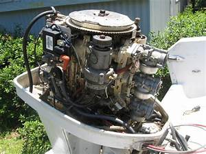 75 Hp Chrysler Outboard Motor