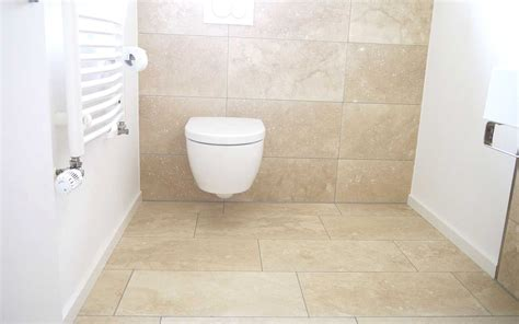 Badezimmer Fliesen Creme by Fliesen Travertin Beige Creme Geschliffen Kaufen