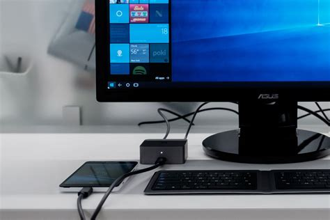 microsoft is about to turn a phone into a real pc the verge