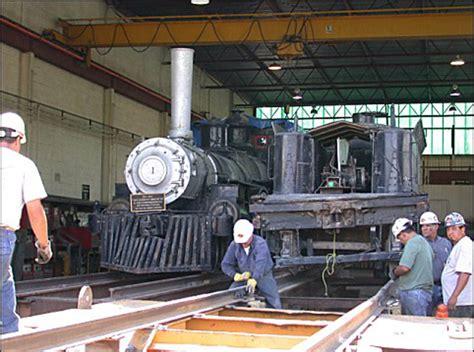 the restoration of engine 1