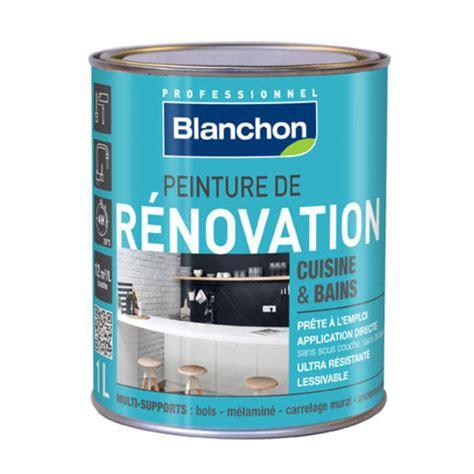 peinture renove cuisine peinture multi supports pour la rénovation de pièces humides