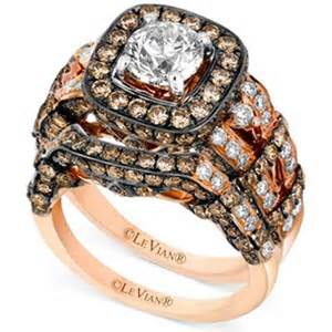 chocolate diamonds wedding rings best of chocolate wedding rings lovely rings