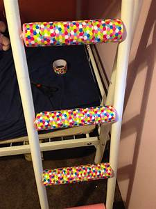 Bunk, Bed, Ladder, Fix, 5, Steps, With, Pictures