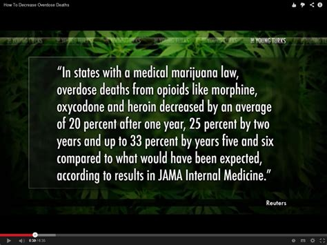 Marijuana Overdose Meme - study shows medical marijuana means less overdoses