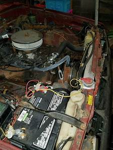 1988 Toyota 4runner Dlx Project Vehicle  5 7l Chevy 350