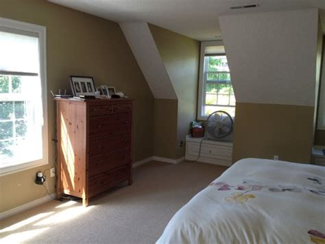 bedroom advice  cape  style home