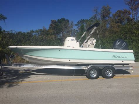 Robalo Boats For Sale Orlando by Orlando New And Used Boats For Sale