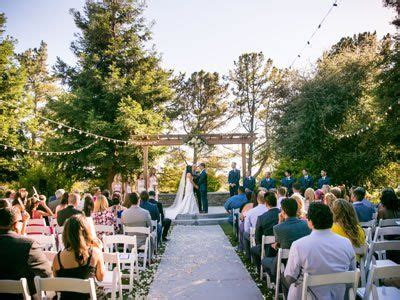 northern california outdoor wedding venues wedding