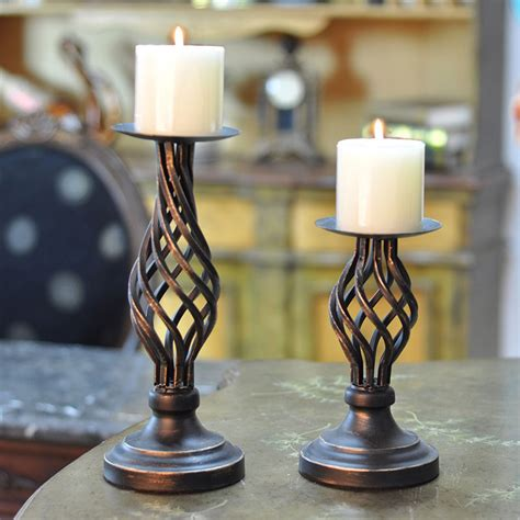 cheap candle holders buy metal pillar candle holder from china