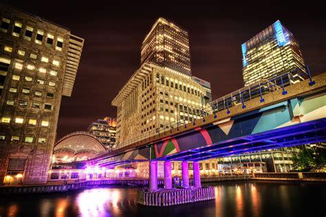 Canary Wharf at Night | London, England - Fine Art ...