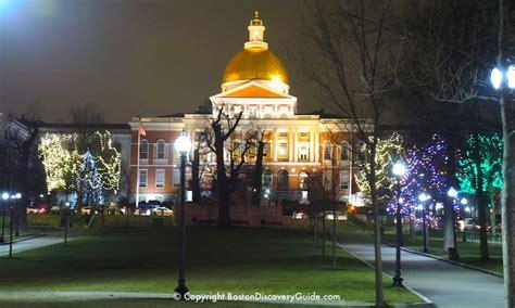 boston weather  december packing tips activities