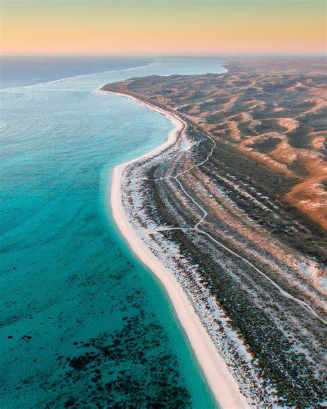 Australia's Coral Coast. Exmouth, Western Australia ...