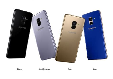 Samsung Galaxy A6, A6+ To Borrow This Beautiful Feature