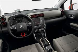 Citroen C3 Aircross 2017  Interior Design  On Behance