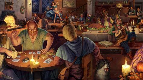 crossroads inn  fantasy tavern simulator  klabater