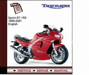 Triumph Sprint St  Rs 1999