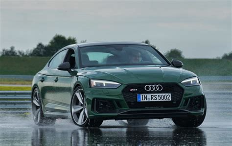 2019 Audi Rs 5 Sportback First Drive Practically Perfect
