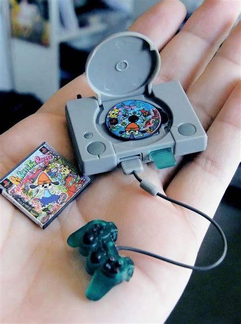 Miniature Video Games Need Tiny People To Play Them
