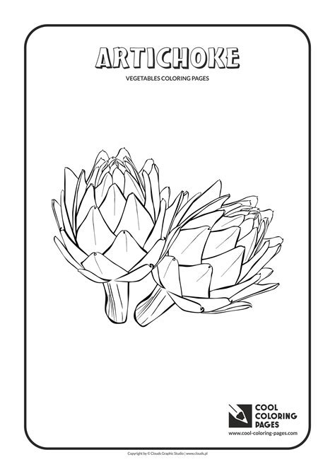 cool coloring pages vegetables coloring pages cool coloring pages  educational coloring